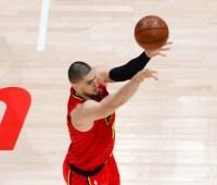 Украинец Лень второй раз подряд набрал больше 20 очков в матчах НБА