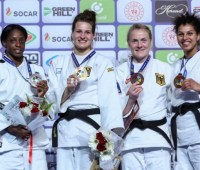 Украинки завоевали две награды Гран-При по дзюдо в Турции