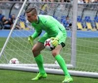 Вратарь Лунин победил в одной из номинаций испанской Примеры