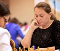 Украинка победила россиянку и возглавила таблицу Чемпионата Европы по шахматам
