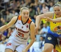 Баскетболистка сборной Украины стала чемпионкой Словакии