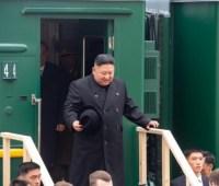 """Ким Чен Ын прибыл в РФ и назвал приезд """"первым шагом"""" перед будущими визитами"""