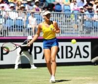 Теннисистка Костюк победой вернулась к профессиональным выступлениям
