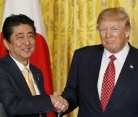Япония и США договорились сохранять санкции в отношении КНДР