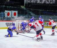 Сборная Украины потерпела минимальное поражение на старте ЧМ по хоккею