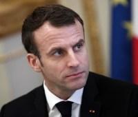 Партия Макрона лидирует по опросам во Франции перед выборами в Европарламент