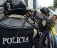 Протесты в Венесуэле: число задержанных увеличилось до 83