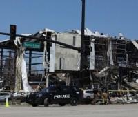 В Иллинойсе нашли тело одного из трех пропавших при взрыве на химзаводе