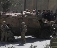 Талибы напали на штаб-квартиру полиции в Афганистане