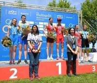 Украинцы завоевали три медали чемпионата мира по триатлону