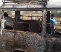 Пять человек погибли в результате взрыва в Пакистане