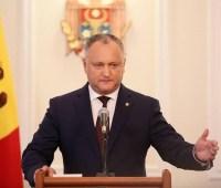 В Молдове заявили, что Додон готовится к встрече с Зеленским