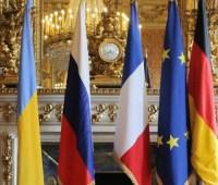 """Франция и ФРГ готовы принять необходимые усилия для реализации """"Минска"""""""
