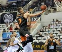 Баскетболист сборной Украины вышел в полуфинал чемпионата Греции