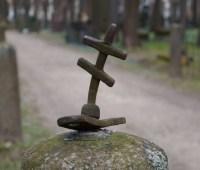 В Риге найдено гарнизонное кладбище царских времен