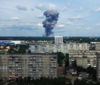 Взрыв на заводе в российском Дзержинске: количество пострадавших превысило 80 человек