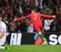 Хет-трик Роналду позволил Португалии выйти в финал Лиги наций
