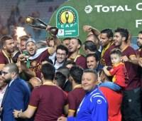 Вернуть медали: финал африканской Лиги чемпионов обязали переиграть