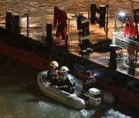 Число жертв в результате аварии туристического катера в Будапеште увеличилось до 19
