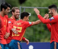 Квалификация Евро-2020: Испания и Польша продолжили победные серии