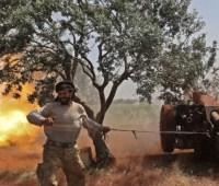 В Сирии с конца апреля жертвами боев стали около 1,5 тысячи человек