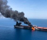 США обвинили Иран в атаке на танкеры в Оманском заливе