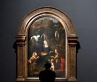 В Париже открылась выставка работ Леонардо да Винчи, которую готовили 10 лет