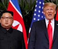 Трамп призвал Ким Чен Ына как можно быстрее заключить соглашение с США