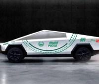 Полиция Дубая пополнит автопарк новыми Tesla Cybertruck