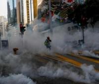 Китай выразил протест комиссару ООН по правам человека из-за статьи о Гонконге