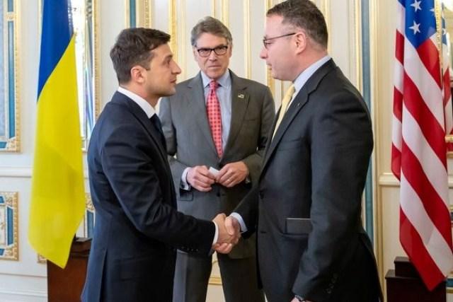 Министр энергетики США Рик Перри ушел в отставку