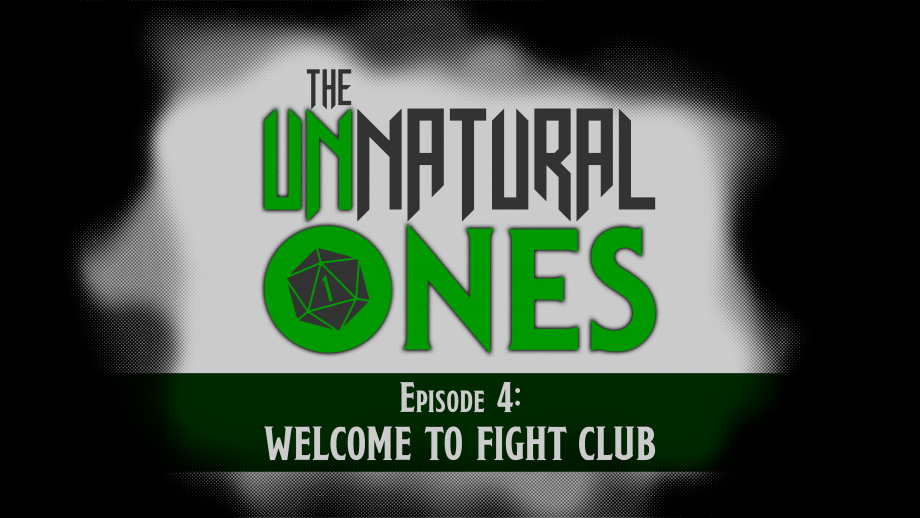 Episode 4: Welcome to Fight Club – Part 1