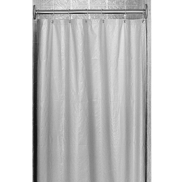 antimicrobial shower curtain 48 x 72