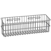 R&B Wire 2250 Metal Medical Storage Basket - Wall Mounted ...