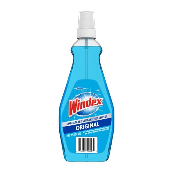 Windex AmmoniaD Glass Cleaner UnoClean