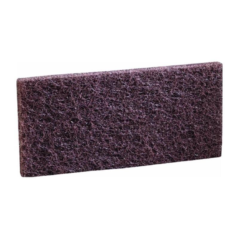 3M Doodlebug Cleaning System Brown Scrub n Strip Pad