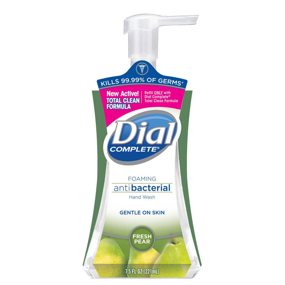 Dial Antibacterial Soap Sds Pump