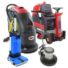 cleaning equipment floor machines