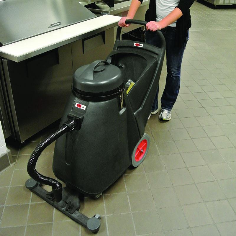 kitchen towels bulk paula deen viper shovelnose wet/dry canister vacuum - 18 gallon ...