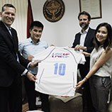 UNODC and Kyrgyzstan team up to promote sports for youth crime prevention. Image: UNODC