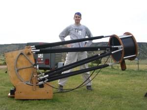 mitch lumen telescope