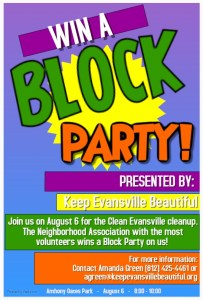 Win a Block Party!