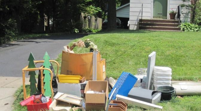 Spring Heavy Trash Pick-Up