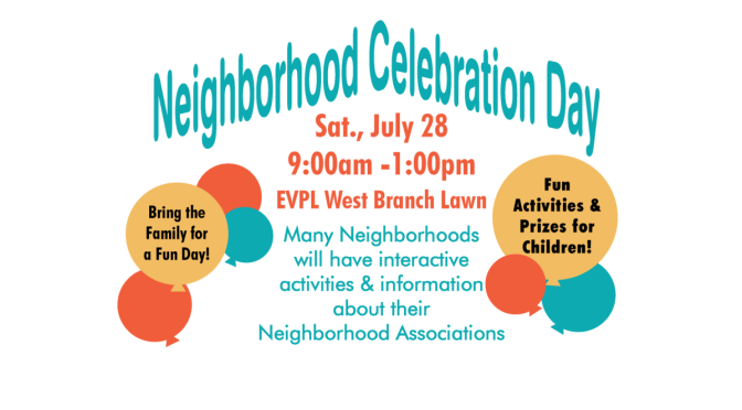 Neighborhood Celebration Day 2018
