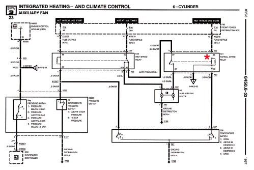 small resolution of bmw auxiliary fan wiring wiring diagrams value