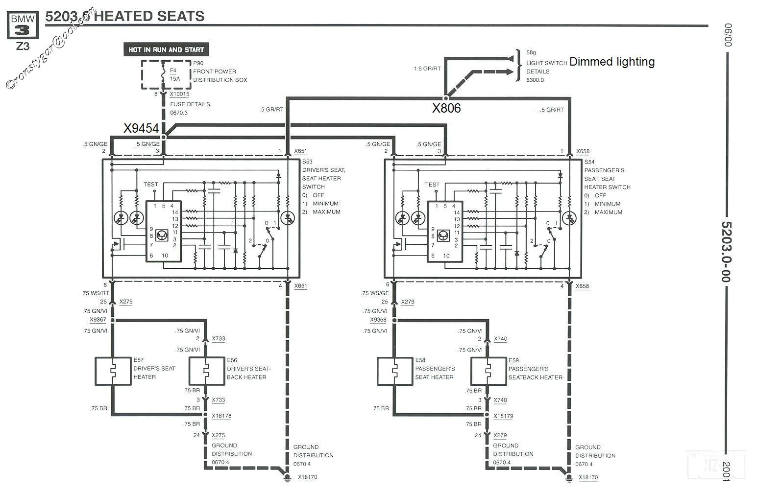 e38 seat wiring diagram harley turn signal e36 convertible top diagrams