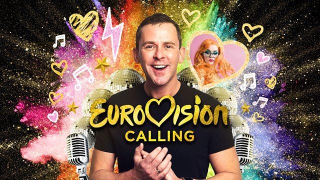 Scott to host new Eurovision podcast