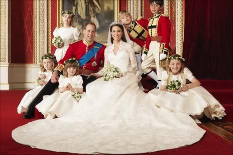 William _wedding party