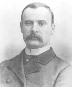 Dr. Frederick Treves. Photo credit: Wikipedia