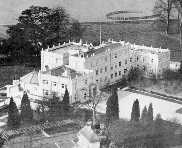British Royal Residences Unofficial Royalty
